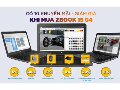 Quà tặng - khuyến mãi - giảm giá khi mua HP ZBook tại Laptopre.vn - Laptopzin.vn