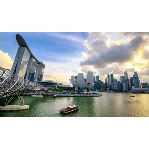 Trải nghiệm du thuyền 5 sao Khám phá Singapore - Malaysia
