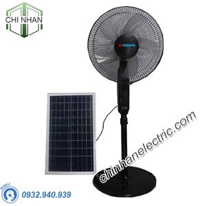Quạt bàn năng lượng mặt trời 25W - JD- S88 - JINDIAN