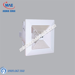 Quạt hút âm trần MPE AFC-250