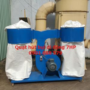 Quạt hút bụi di động 7HP 4800m3/h