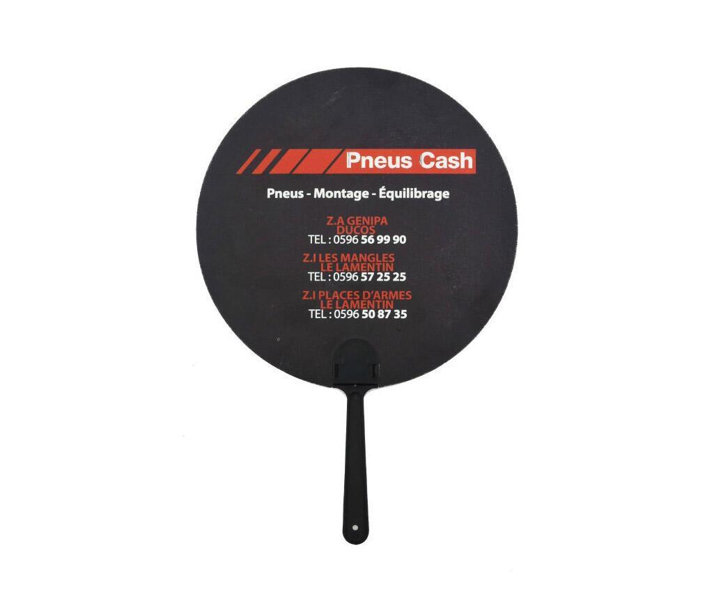 Sản xuất quạt nhựa quảng cáo, quạt cầm tay Model: PN-002