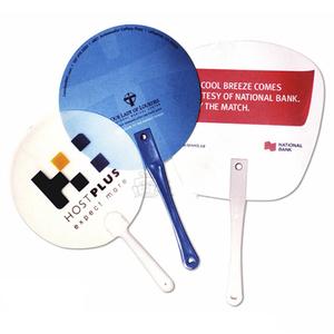 Sản xuất quạt nhựa quảng cáo, quạt cầm tay Model: PN-010