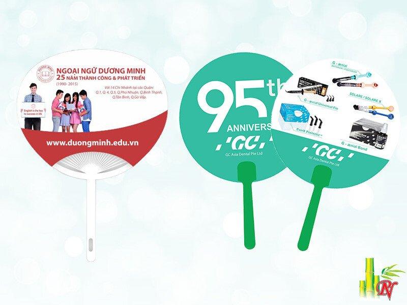Nơi làm quạt nhựa quảng cáo Kpop giá rẻ, chất lượng - Phụng Nghi
