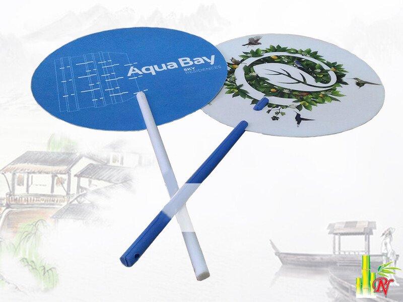 Đơn vị cung cấp quạt nhựa quảng cáo uy tín tại TP.HCM