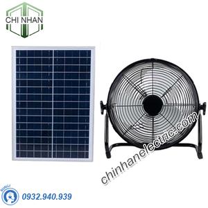 Quạt sàn năng lượng mặt trời 25W - JD- S99 - JINDIAN