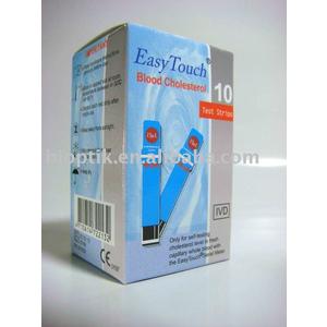 Que thử cholesterol EasyTouch 5