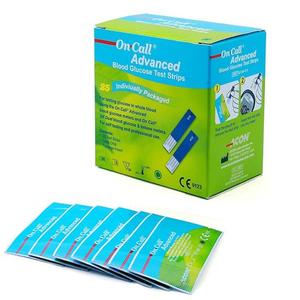 Que thử đường huyết On-Call Advanced 25