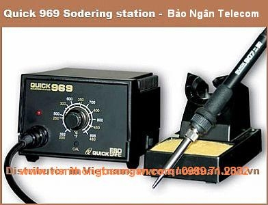 Quick 969 Soldering Station Original Product