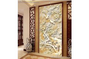 Qúy gia chủ tuổi Sửu nên lựa chọn những mẫu tranh gạch 5D nào để trang trí nhà cửa ?