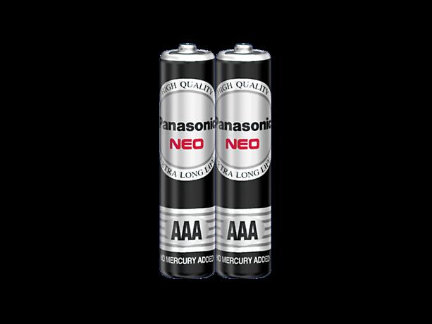 Pin Panasonic Neo AAA R03NT/2S