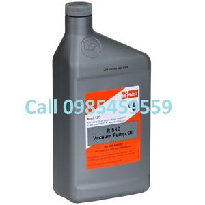 BUSCH VACUUM PUMP OIL R-530