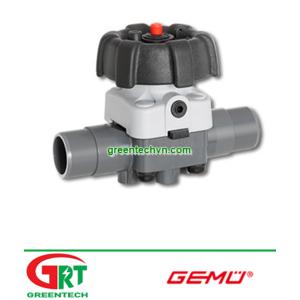 R677 | Gemu R677 | Van màng đóng mở bằng tay R677 | Gemu Vietnam