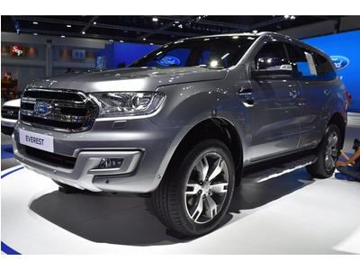 Ra mắt Ford Everest 2019, Hộp số tự động 10 cấp - Giá từ 910 Triệu