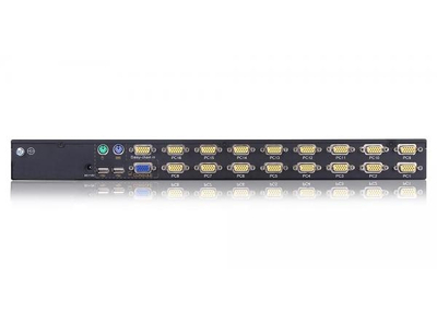 Rack Mount 16 port Combo KVM Switch - XM0116