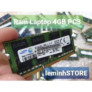 Ram Laptop 4GB DDR3L PC3 giá sốc tại Đà Nẵng | leminhSTORE
