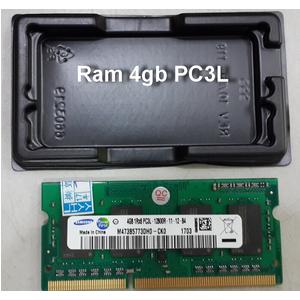 ram laptop 4gb PC3L samsung (mới)