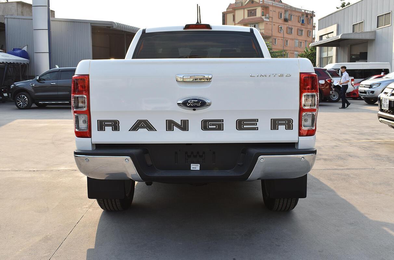 Ranger XLT Limited 2.0L 4X4 AT