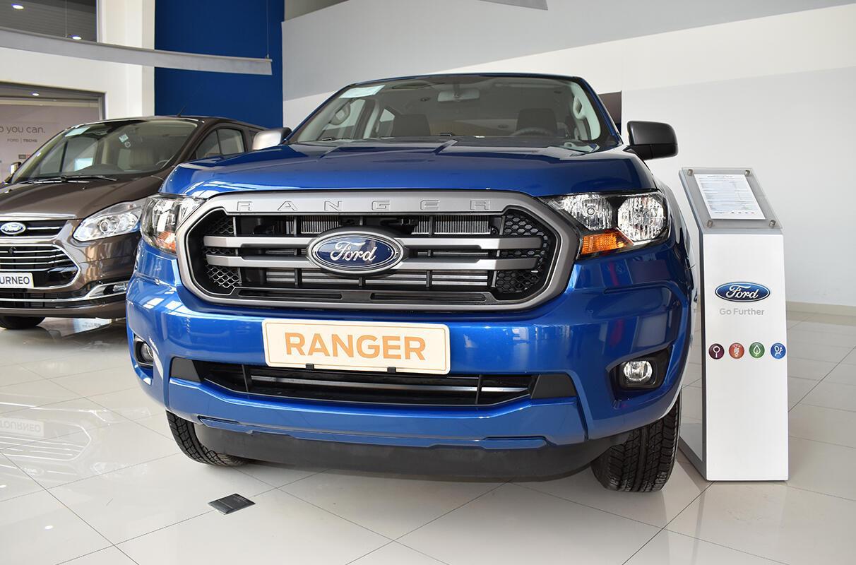 """Ford Ranger như một con """"mãnh thú"""" đầy uy lực"""