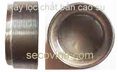 Rây lọc chất bẩn cao su TCVN 6089