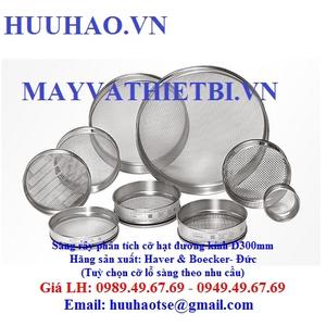 RÂY SÀNG HAVER-BOECKER D400 CÁC CỠ HẠT