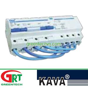 RCBO KAVA DZ47LE-100 3P+N | RCBO KAVA DZ47LE-100 3P+N| Kava Viet Nam |