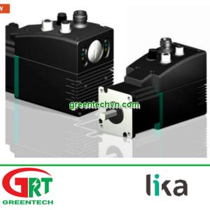 RD6 | Lika RD6 | Bộ truyền động Lika RD6 | Rotary Actuator | Lika Vietnam