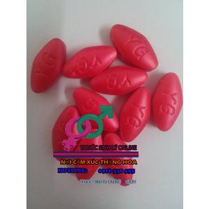 (Thuốc Cương Dương Kim Cương đỏ) THUỐC HỖ TRỢ Cương Dương Biệt CHẤT Cao Cấp RED DIAMOND 9000 mg