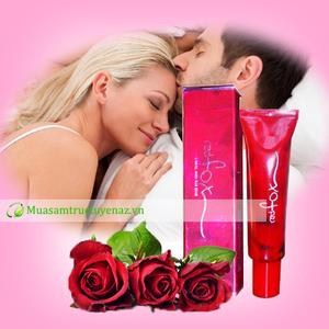 Red Fox - Tăng khoái cảm trong quan hệ, hồng nhũ hoa...