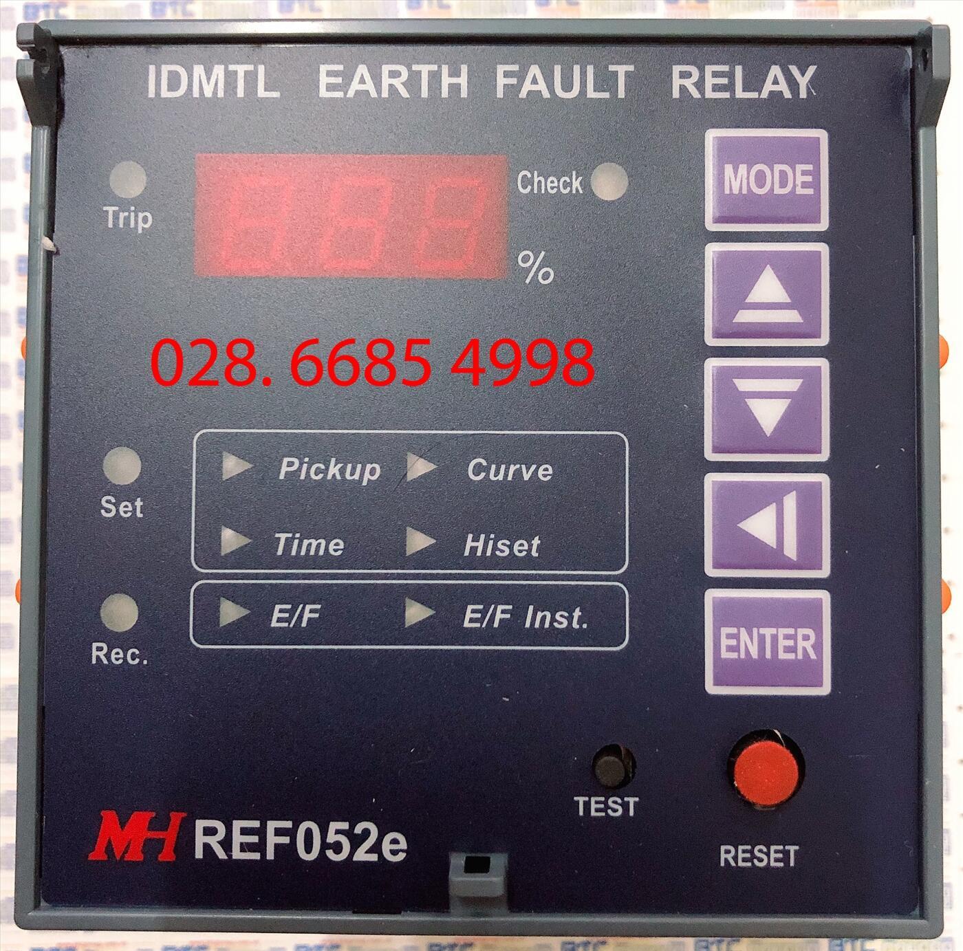 Relay REF052e