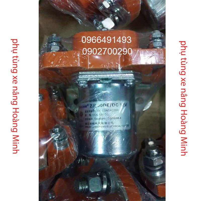 Relay 12V- Rờ le xe nâng điện ( DC Contactor )
