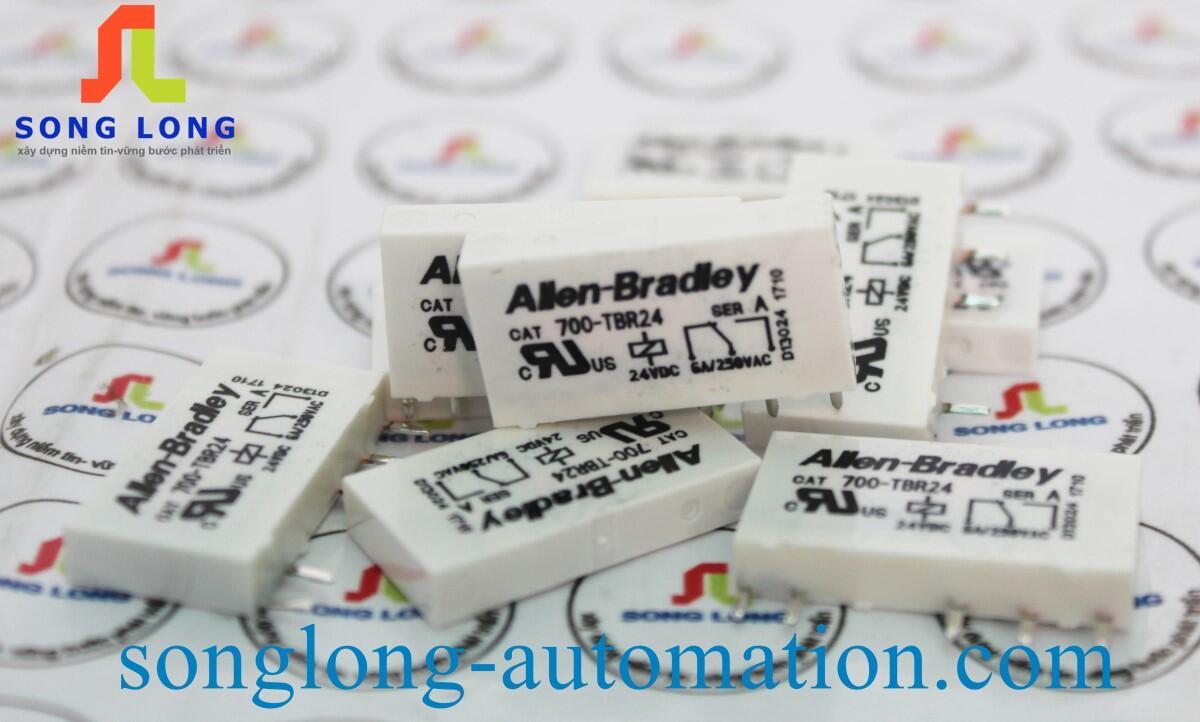 RELAY ALLEN BRADLEY 700-TBR24