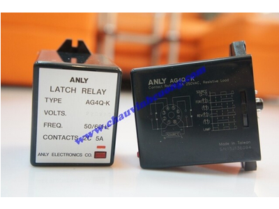 Timer relay anly AG4Q-K