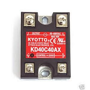 Relay Bán Dẫn SSR KD40C40AX