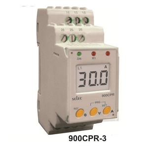 Relay Bảo Vệ Dòng Điện 3 Pha 900CPR-3-230V