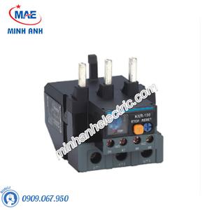 Relay nhiệt NXR gắn cho Contactor NXC - Model NXR-25 (1~25A)