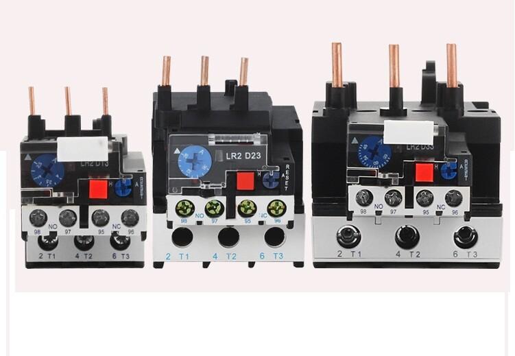 Rơ le quá tải nhiệt CHINT JR28-25 5.5-13A