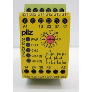 Safety relay Pilz Vietnam, PZE X4P C, PNOZ s7 C, relays Pilz Vietnam, đại lý Pilz