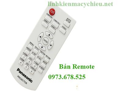 Remote điều khiển máy chiếu Panasonic