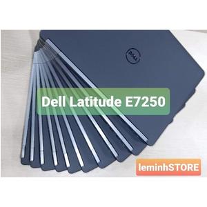 Review Đánh giá chi tiết Dell Latitude E7250 - mỏng, nhẹ, bền, đẹp