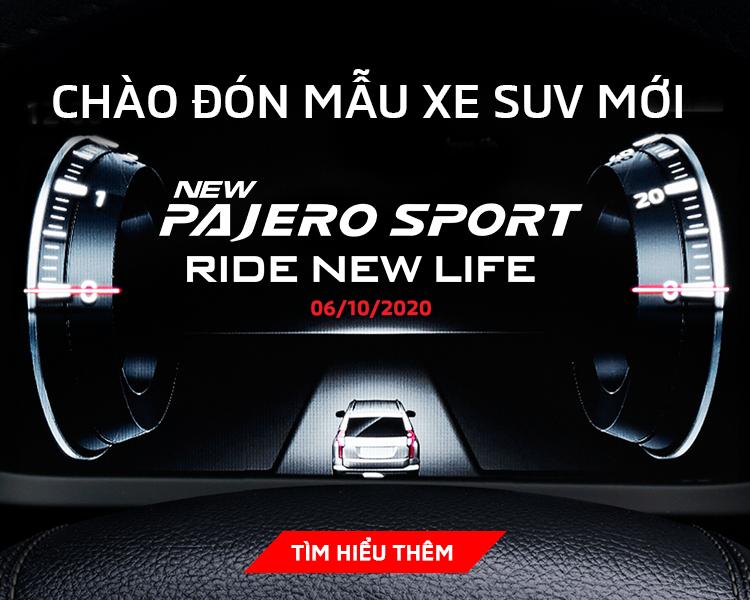 New Pajero Sport