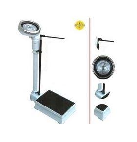 Cân sức khỏe có thước đo chiều cao Greetmed RGZ-160