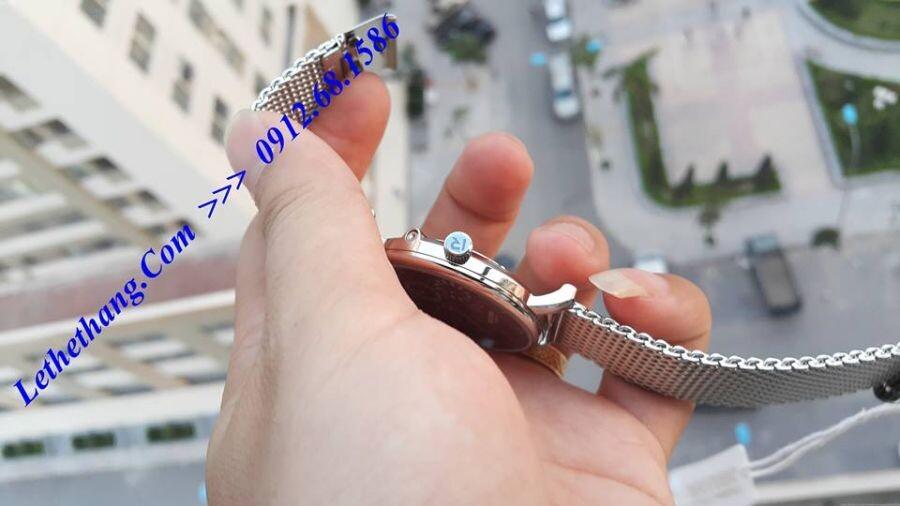 Đồng hồ Rhythm FI1608S02