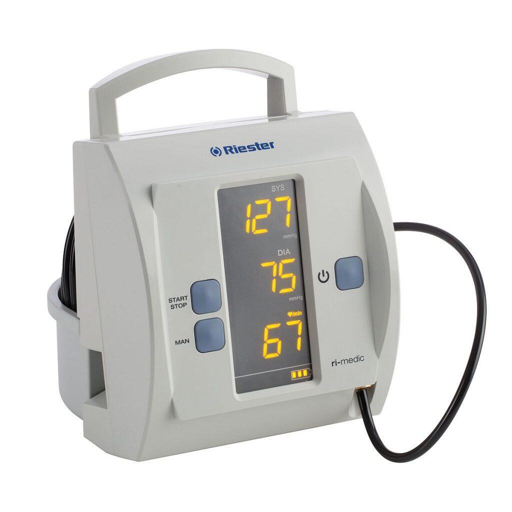 Huyết áp kế điện tử để bàn có phần mềm kết nối vi tính Ri-Medic 1781