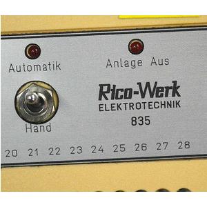 Rico Werk, 591 326-1, 591 293 - UL, Automatic voltage regulator Rico-werk Vietnam, đại lý Rico-werk