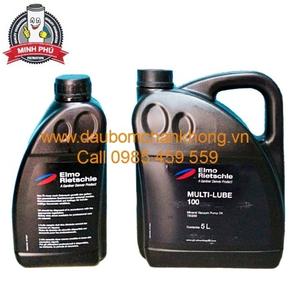 RIETSCHLE VACUUM PUMP OIL MULTI-LUBE 100