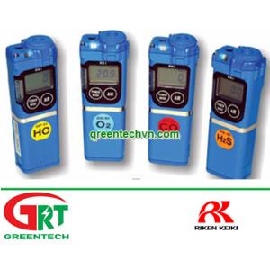 Riken Keiki OX-01   Máy đo khí cầm tay Riken Keiki OX-01   Personal Gas Monitors Riken Keiki OX-01