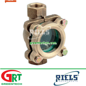 RIV920   Reils   Sight glass   Lỗ thăm dò lưu lượng   Reils Instruments Vietnam