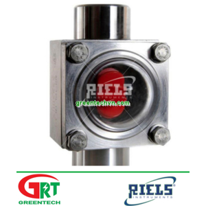 RIV960   Reils   Sight glass   Lỗ thăm dò lưu lượng   Reils Instruments Vietnam