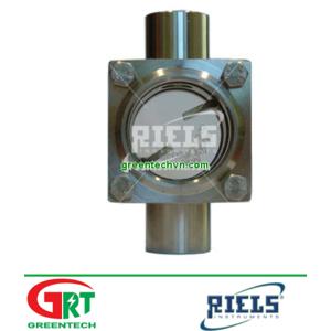 RIV980   Reils   Sight glass   Lỗ thăm dò lưu lượng   Reils Instruments Vietnam